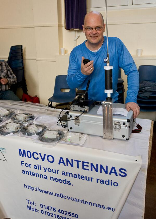 Photo from M0CVO Antennas
