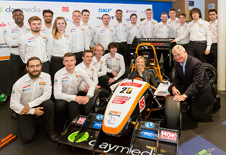 Loctite gives students Formula for success