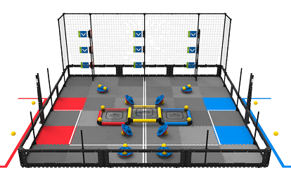 Introducing 'Turning Point', the 2018/19 VEX Robotics Competition game