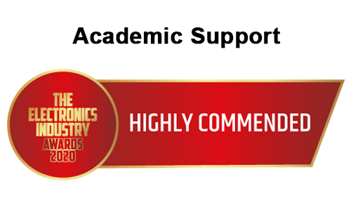 Rapid is Highly Commended in Electronics Industry Awards