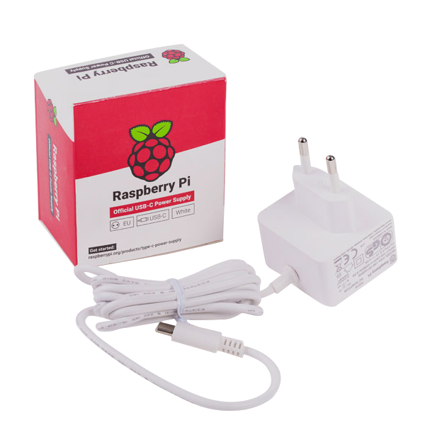 Raspberry Pi 4 Power & Cables