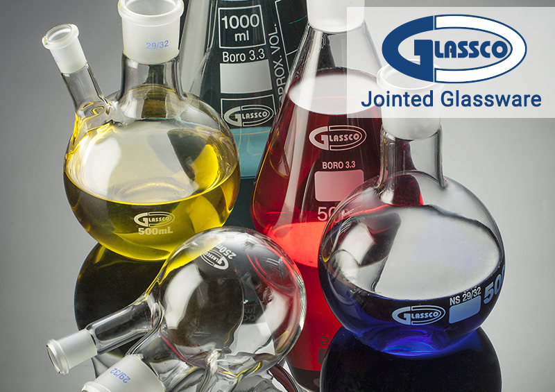 Glassco Jointed Glassware