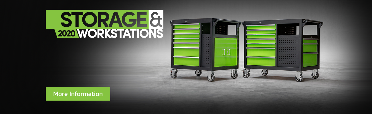 Sealey Storage and Workstations