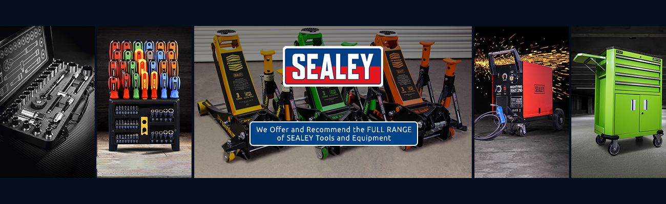 Sealey Full Range