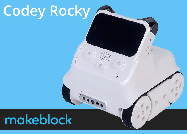 Makeblock Codey Rocky