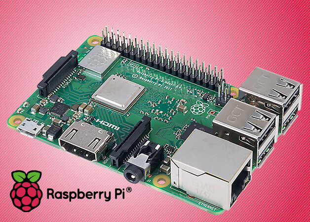 Starting out with Raspberry Pi