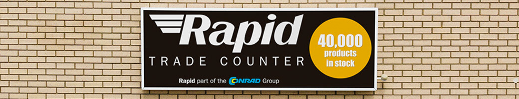 rapid electronics trade counter