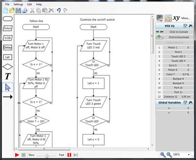 VEX IQ Software   Rapid Online